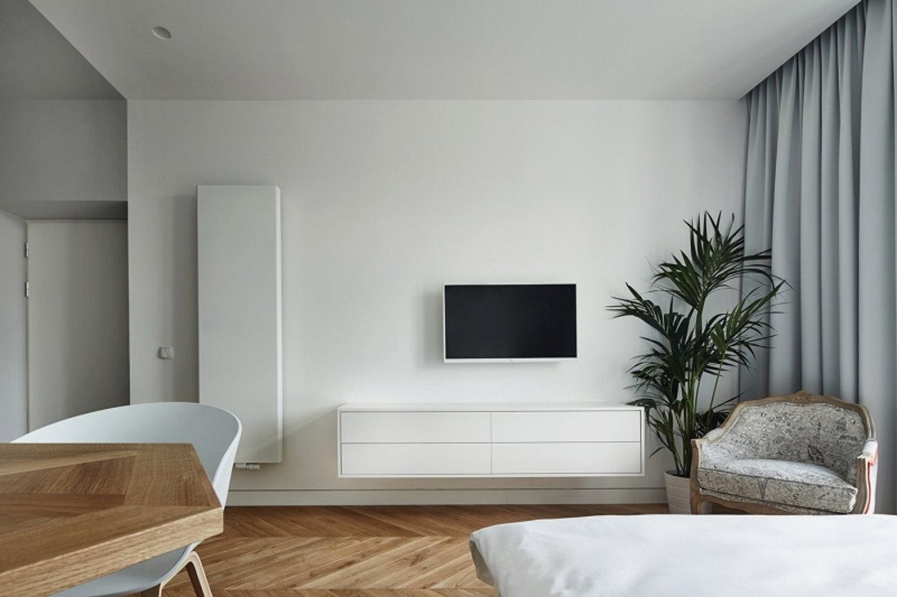 minimalizm we wnetrzu